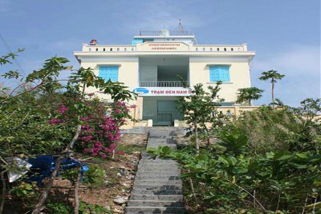 Ngọn hải đăng cao nhất Việt Nam