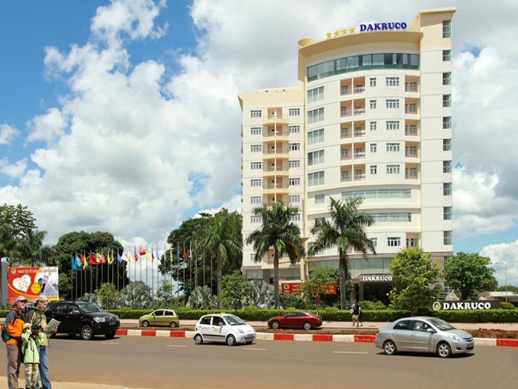 Dakruco hotel - khách sạn Buôn Mê Thuật