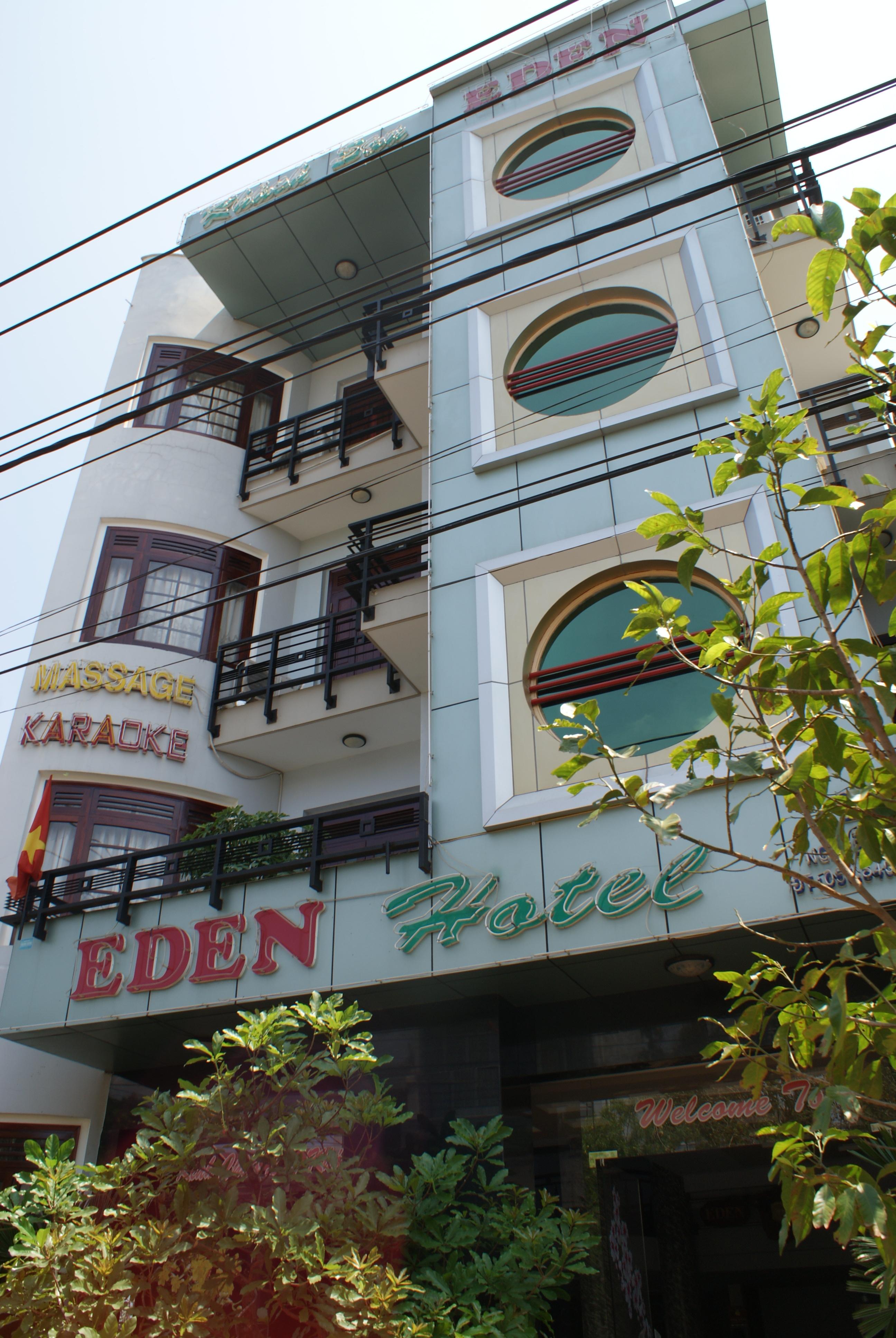 Eden Hotel - khách sạn Buôn Mê Thuột