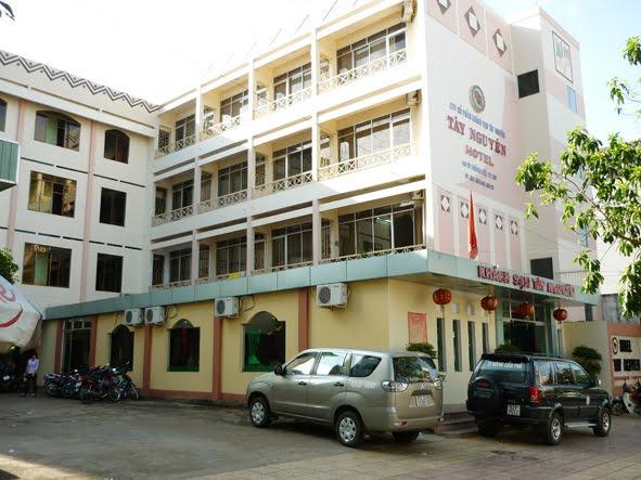 Tây Nguyên Hotel - khách sạn Buôn Mê Thuột