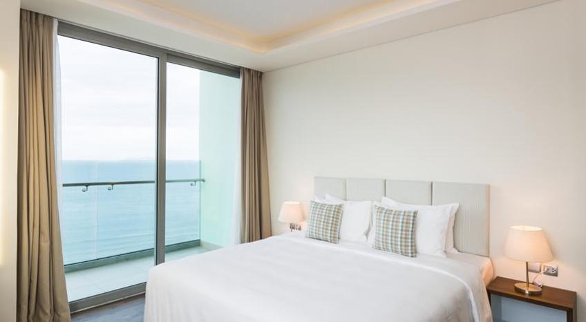 phòng ngủ A La Carte Danang Beach - khách sạn Đà Nẵng