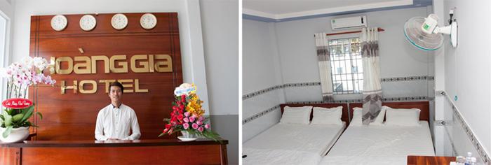 Khách sạn Hoàng Anh- nhà nghỉ ở Nam Du