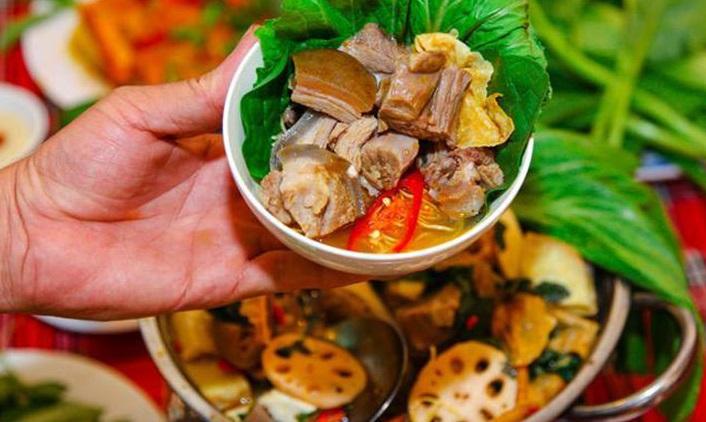 Lẩu bò - quán ăn ngon ở Tây Ninh