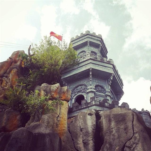 Điểm nhấn văn hóa Việt - khu du lịch Long Điền Sơn