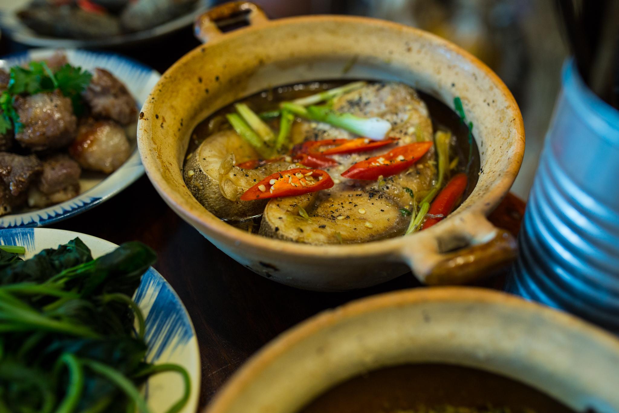 món ăn cơm nhà 1989 quán cơm ngon ở Quy Nhơn