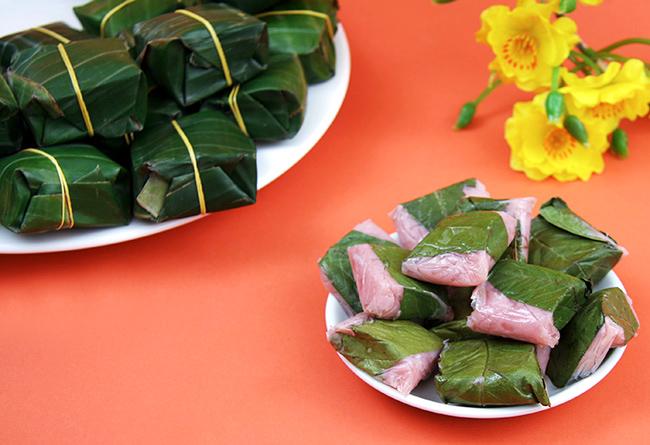 Nem chợ huyện Bình Định
