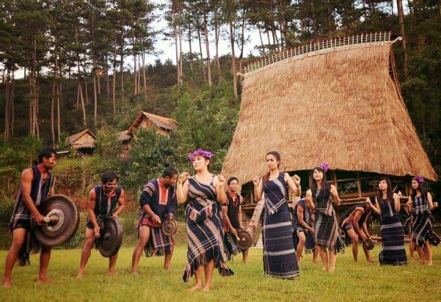 văn hóa dân tộc - thác dray nur