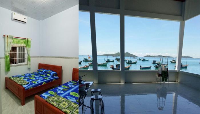 Nhà nghỉ Phượng Hồng- nhà nghỉ ở Nam Du
