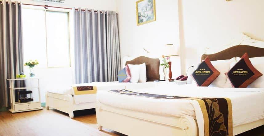 A25 Hotel Lý Tự Trọng Sài Gòn