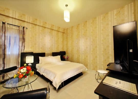 phòng ngủ A&Em Hotel