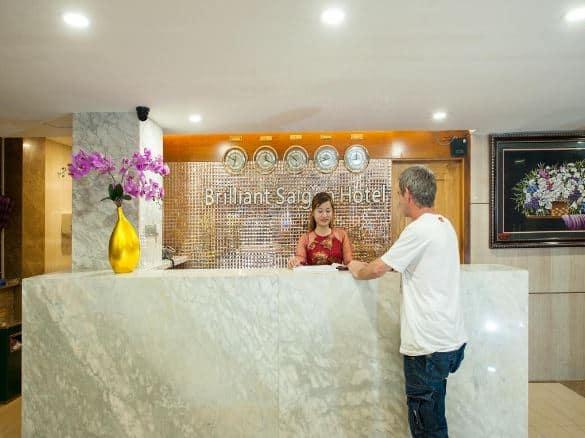 Brilliant Saigon Hotel