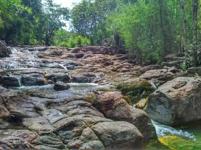 suối Trúc Núi Cậu - suối Trúc Tây Ninh