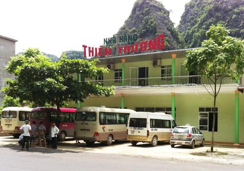 Du lịch Bái Đính Tràng An 1 ngày, ở tại quán trọ Thiên Trường