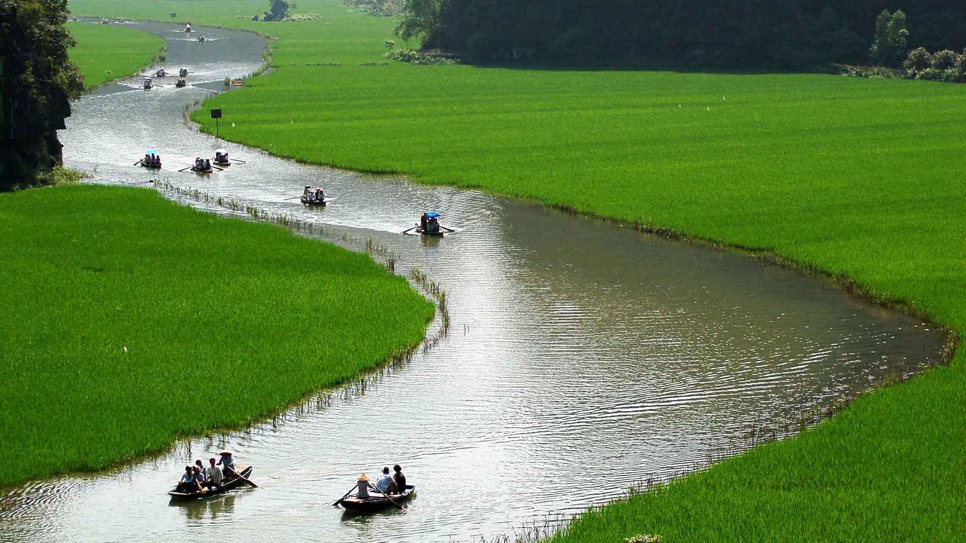 điểm đến Ninh Bình