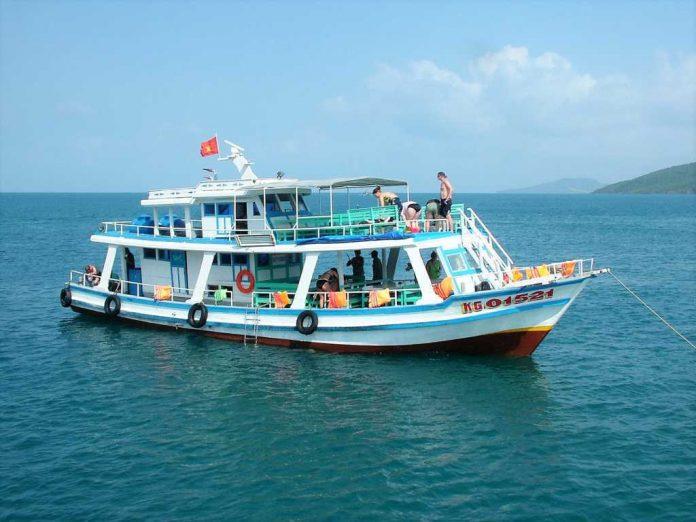 phương tiện di chuyển hòn Dầu Nam Du