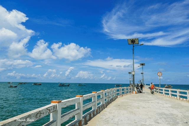 Hình ảnh biển quyến rũ hòn Sơn Kiên Giang