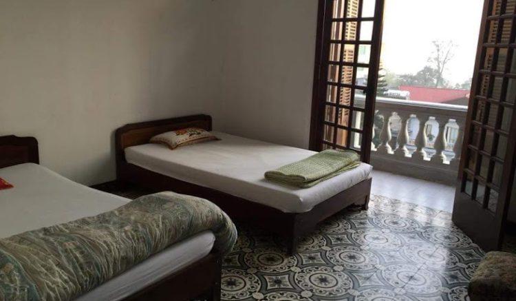 nhà nghỉ Phương Linh - nhà nghỉ ở Tam Đảo