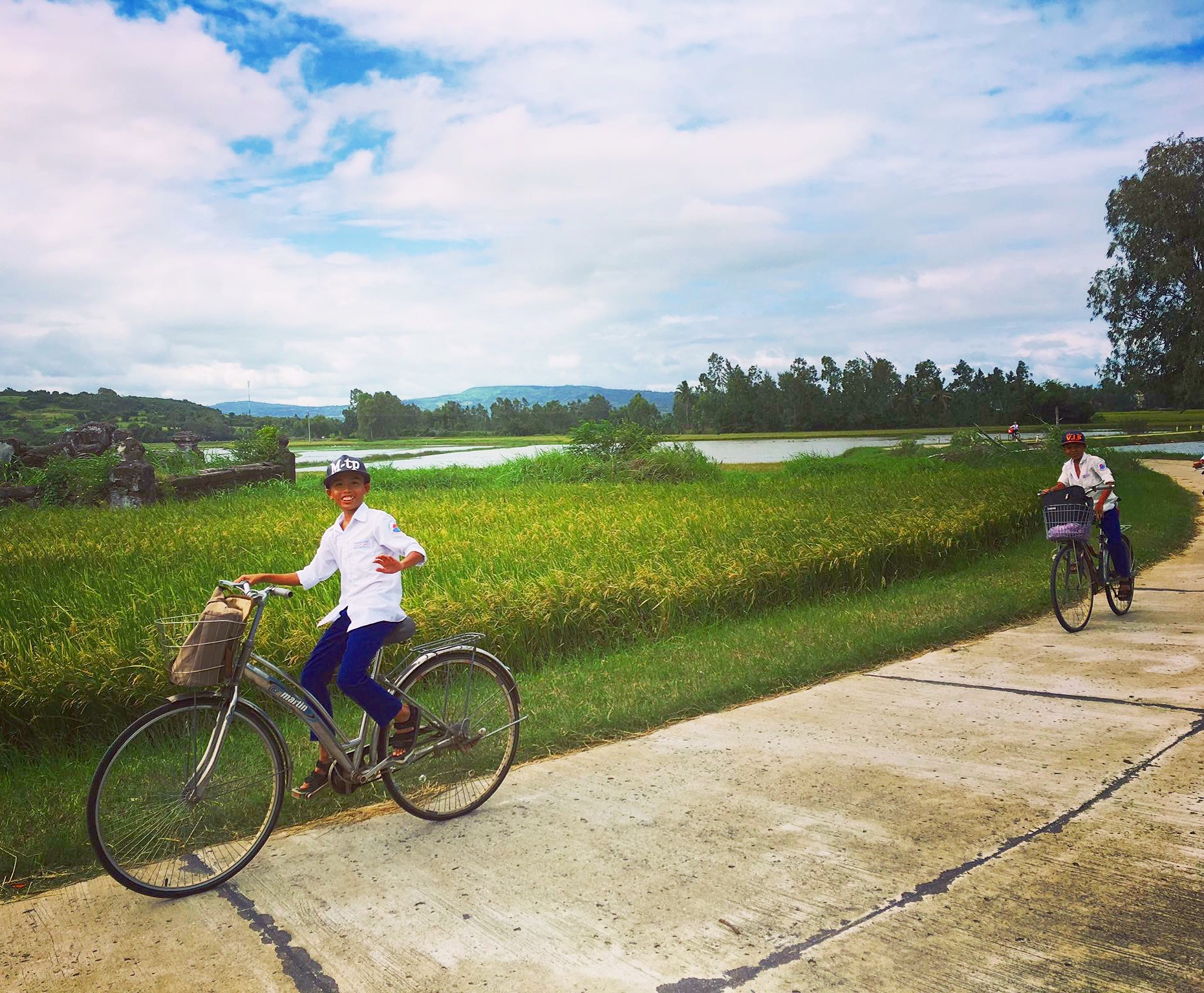 Beautiful pictures of Phu Yen tourism