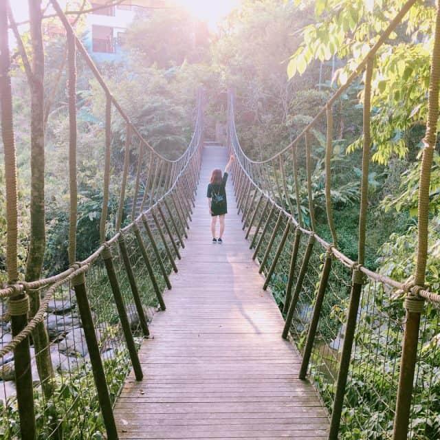 Khung cảnh nên thơ ở Belvedere Tam Dao Resort (Ảnh: ST)