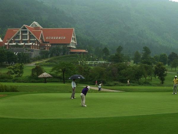Tam Dao Golf Resort- resort Tam Đảo