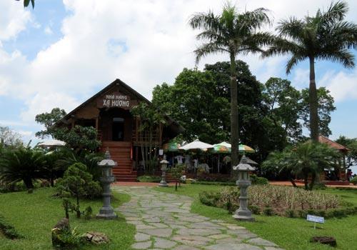 Ba Vì Resort-khu nghỉ dưỡng Ba Vì