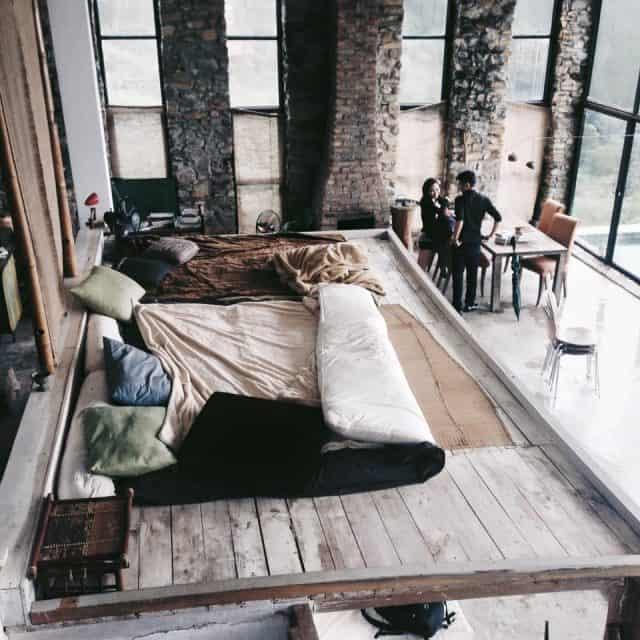 Không gian nghỉ dưỡng lý tưởng ở Tam Đảo (Ảnh: ST)