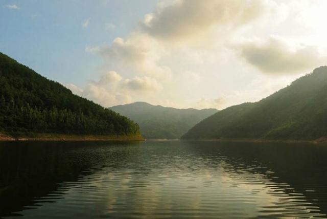 Hồ Xạ Hương - cắm trại ở Tam Đảo 2