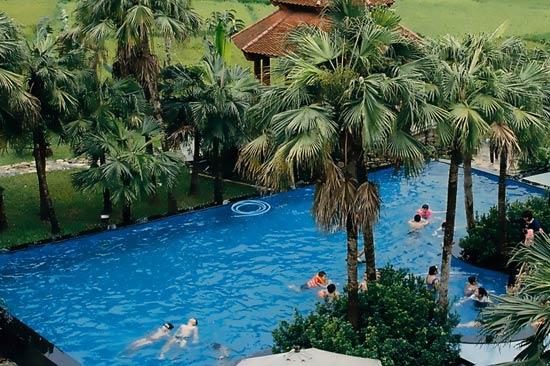 Family Resort- khu nghỉ dưỡng Ba Vì