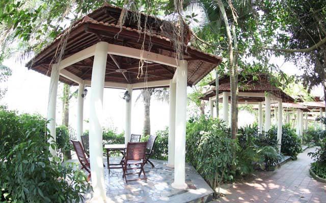 Sông Hồng resort cafe, Sky Garden và Quán gió Tam Đảo là những quán cà phê đẹp