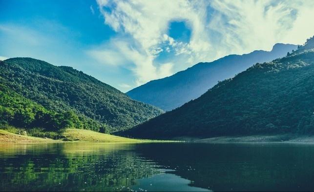 hồ Xạ Hương - chơi gì ở Tam Đảo
