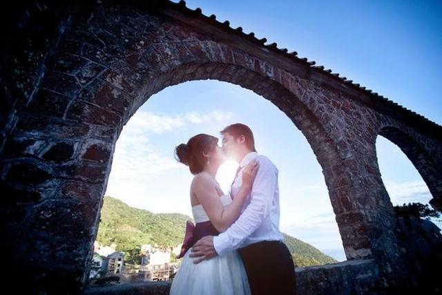 nhà thờ Tam Đảo - ảnh cưới 3