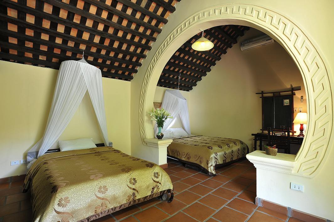 Tản Đà Resort- khu nghỉ dưỡng Ba Vì