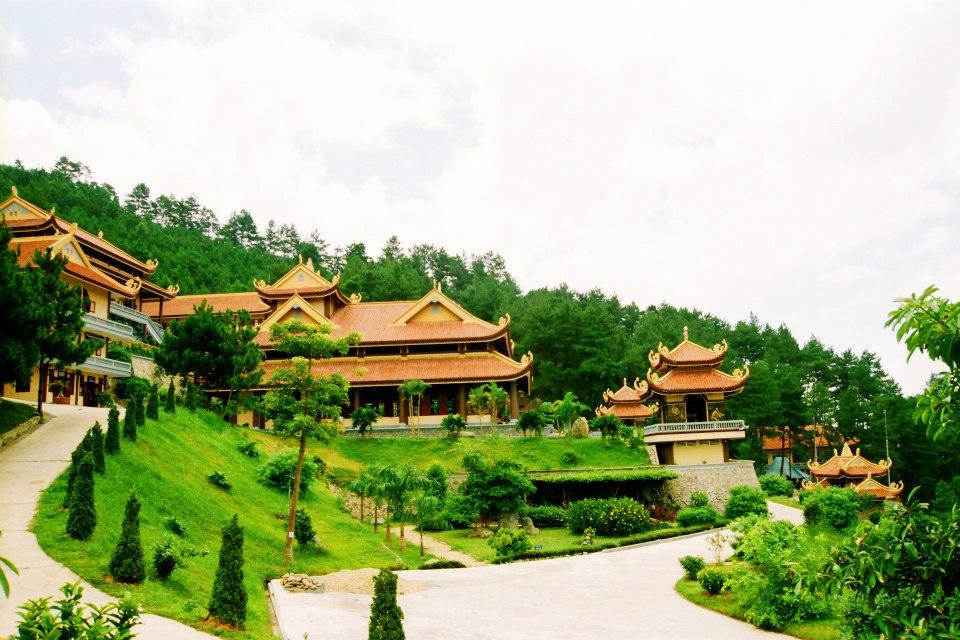 Thiền viện Trúc Lâm - Tam Đảo có gì đẹp