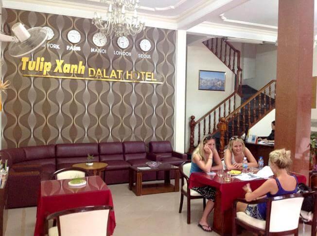 Khách sạn Tulip Xanh - Đà Lạt