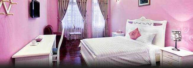 Biệt thự hoa hồng Đà Lạt - khách sạn ở Đà Lạt