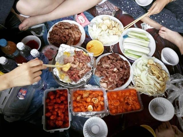 Ăn gì ở Thiên Sơn Suối Ngà