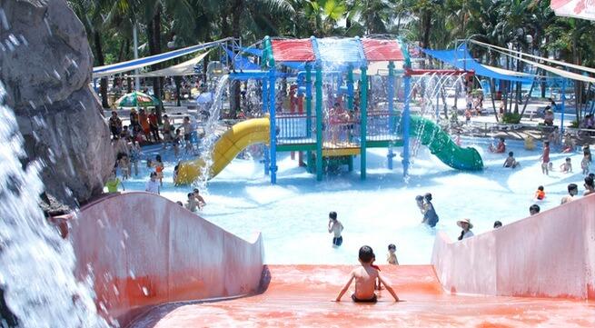 Công viên nước Thiên đường Bảo Sơn