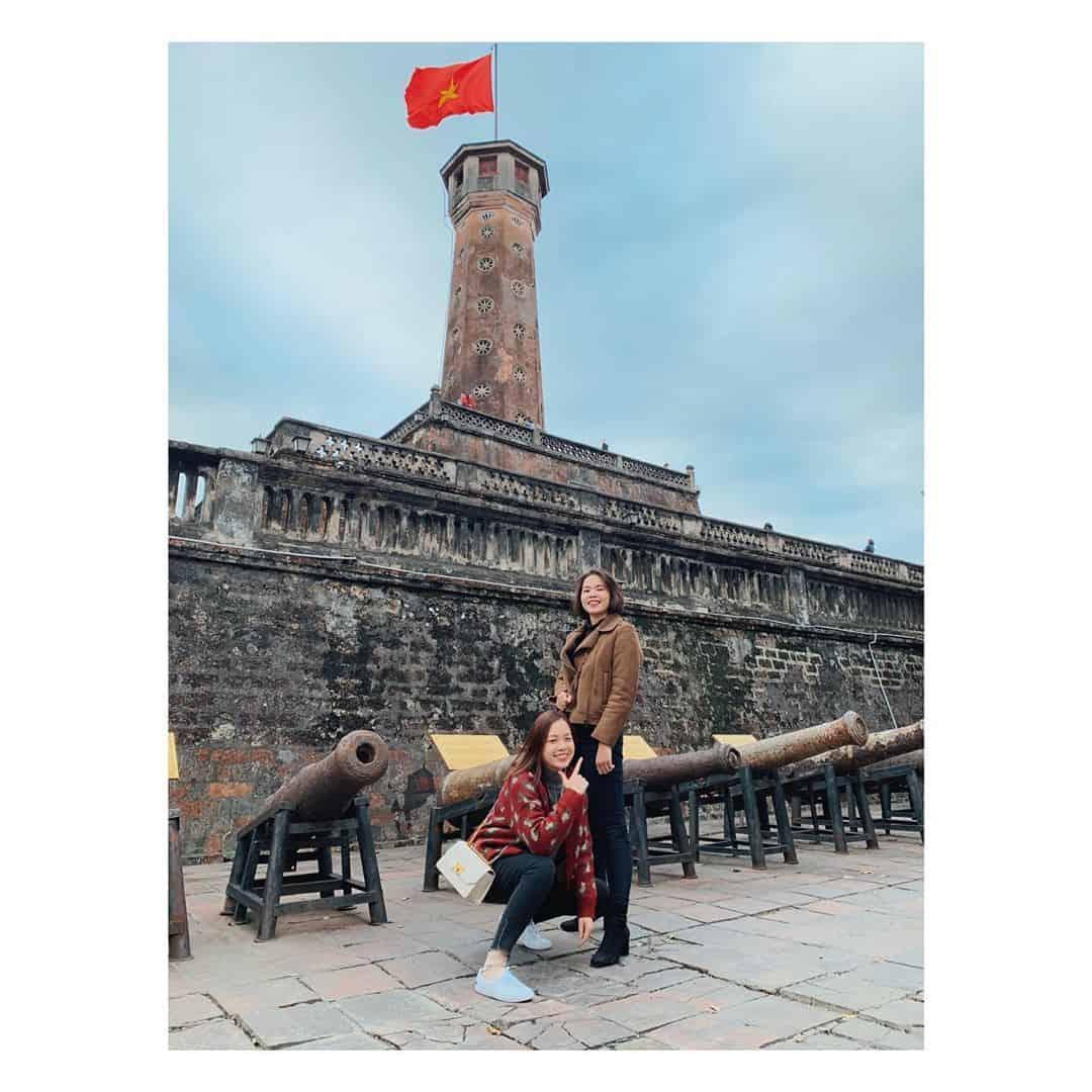Cột cờ Hà Nội - biểu tượng lịch sử quân đội của Thủ đô