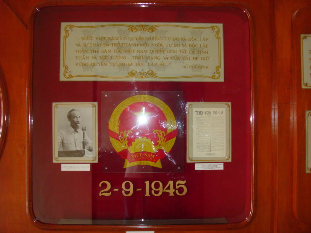 Bản Tuyên Ngôn Độc Lập của Chủ tịch Hồ Chí Minh
