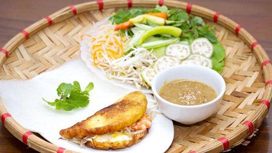 Bánh Khoái: ẩm thực Quảng Trị