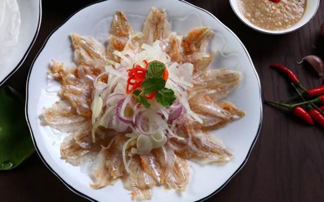 Ẩm thực Đà Nẵng: gỏi cá Nam Ô
