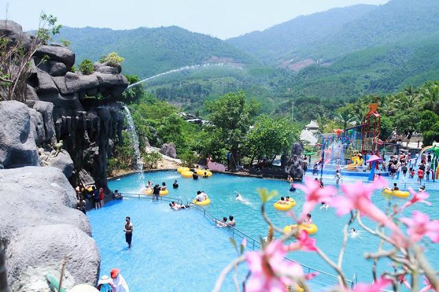 Địa điểm du lịch đẹp ở Đà Nẵng - núi Thần Tài