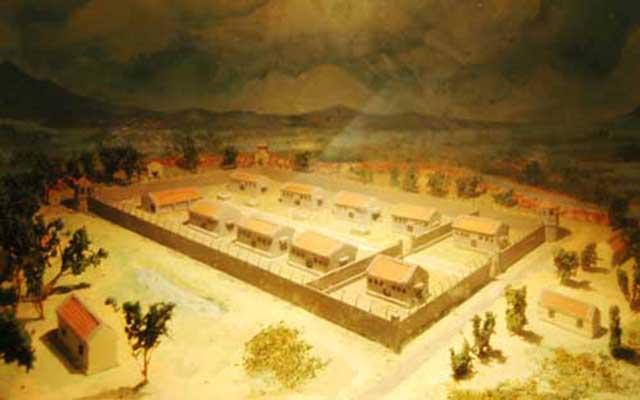 Nhà lao Hà Tĩnh: di tích lịch sử Hà Tĩnh