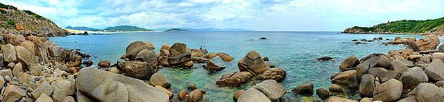 Panoramic view of Bai Goc (Photo: collection)