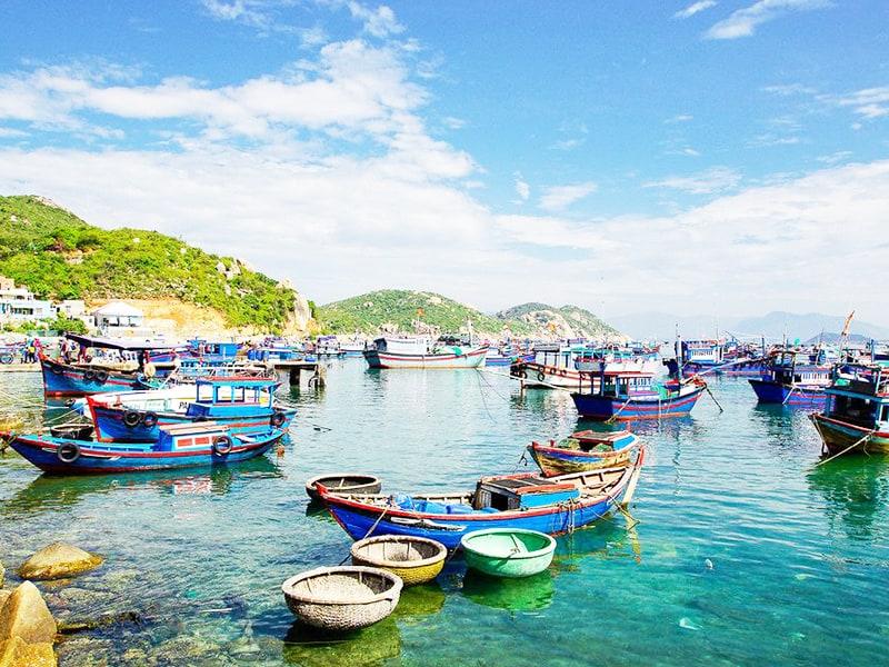 Du lịch đảo Bình Ba ngắm đẹp nguyên sơ