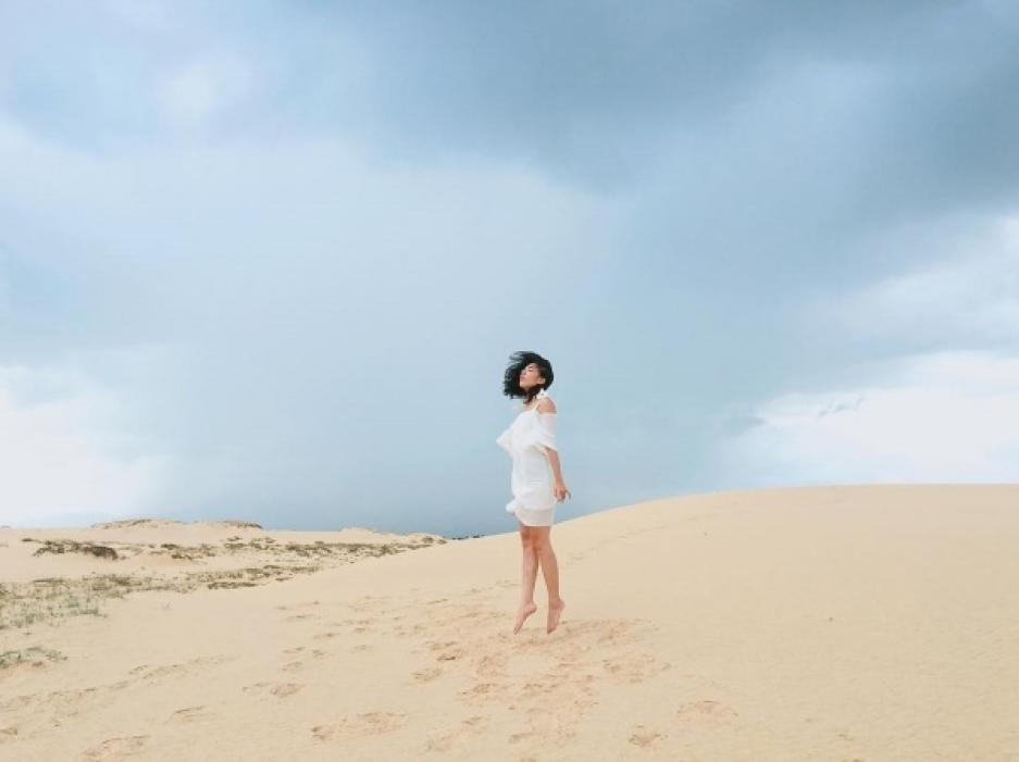Cồn cát Quang Phú - địa điểm du lịch Quảng Bình 01