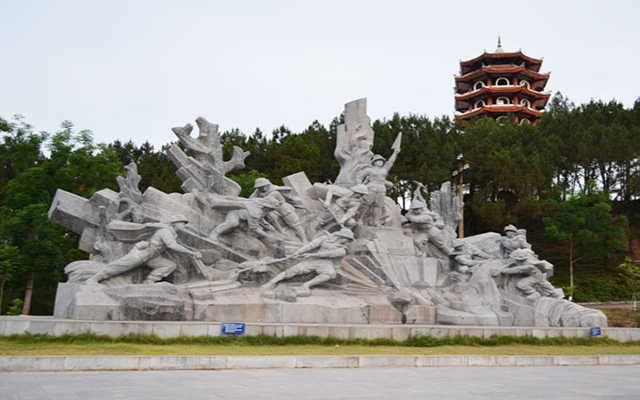 Ngã Ba Đồng Lộc: di tích lịch sử Hà Tĩnh