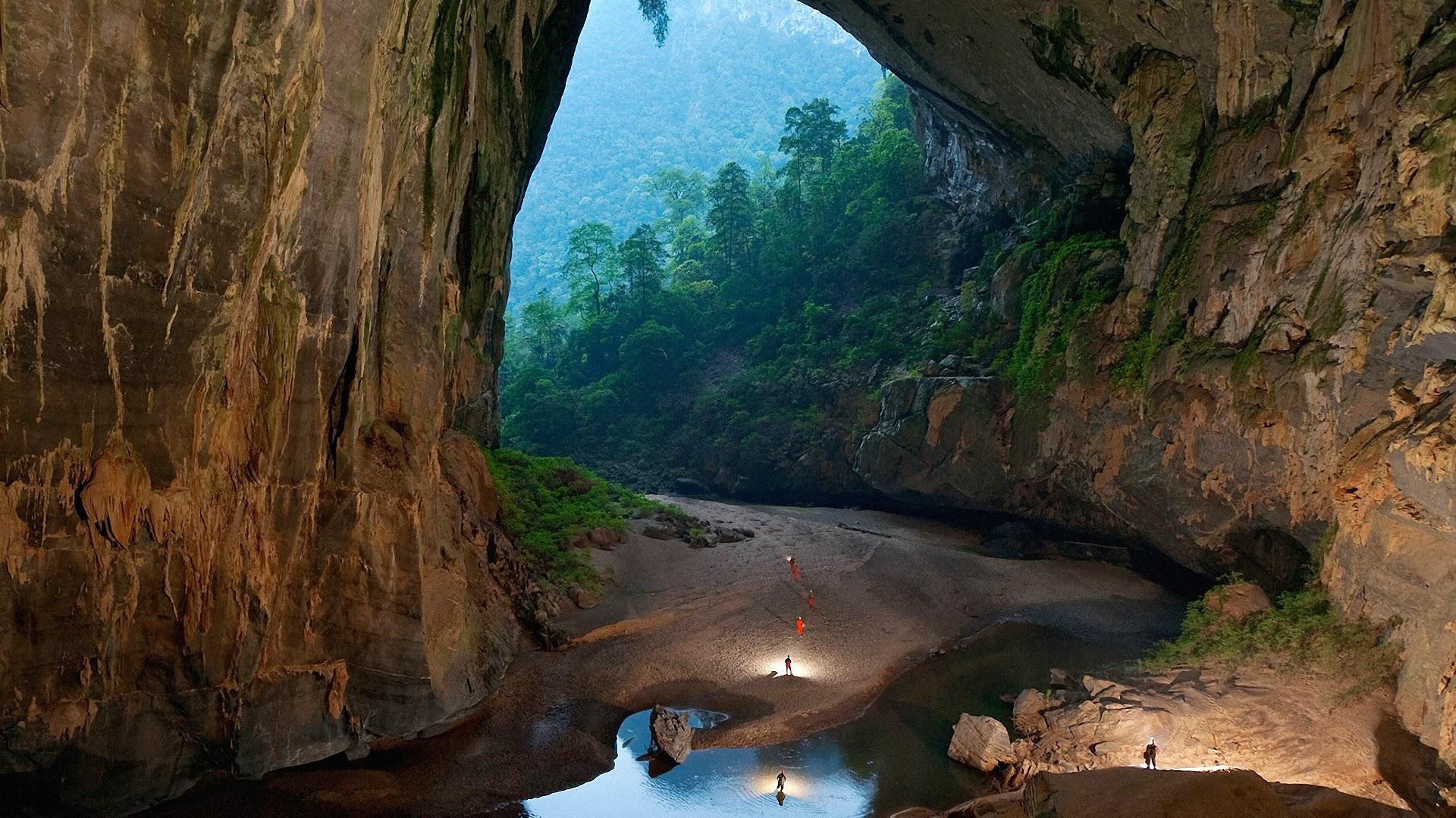 Hang Én - địa điểm du lịch Quảng Bình