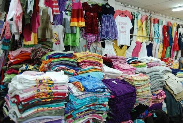 """Tín đồ shopping thì không thể nào không biết đến Sài Gòn Square - """"thiên đường mua sắm"""""""