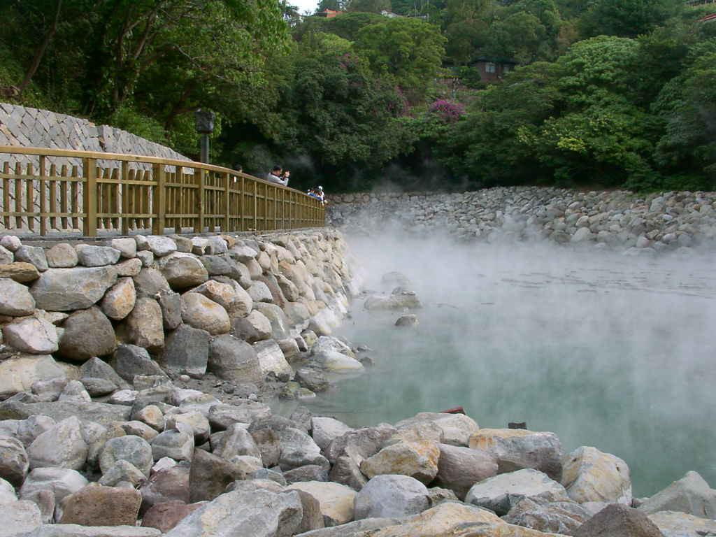 Suối khoáng nóng Bang - địa điểm du lịch Quảng Bình